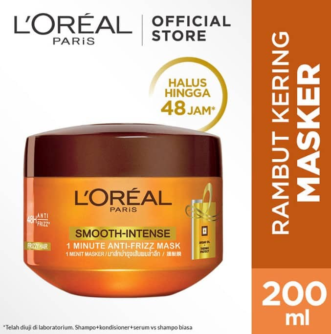 LOreal-Paris-Hair-Smooth-Intense-One-Minute-Caring-Mask