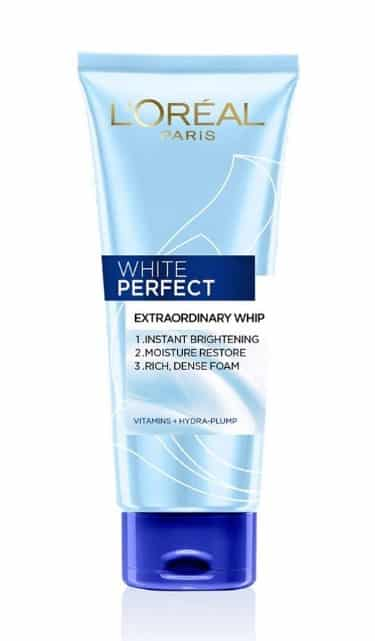 LOreal-White-Perfect-Re-lighting-Whitening-Facial-Foam