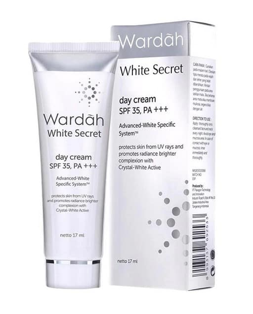 Wardah-White-Secret-Day-Cream