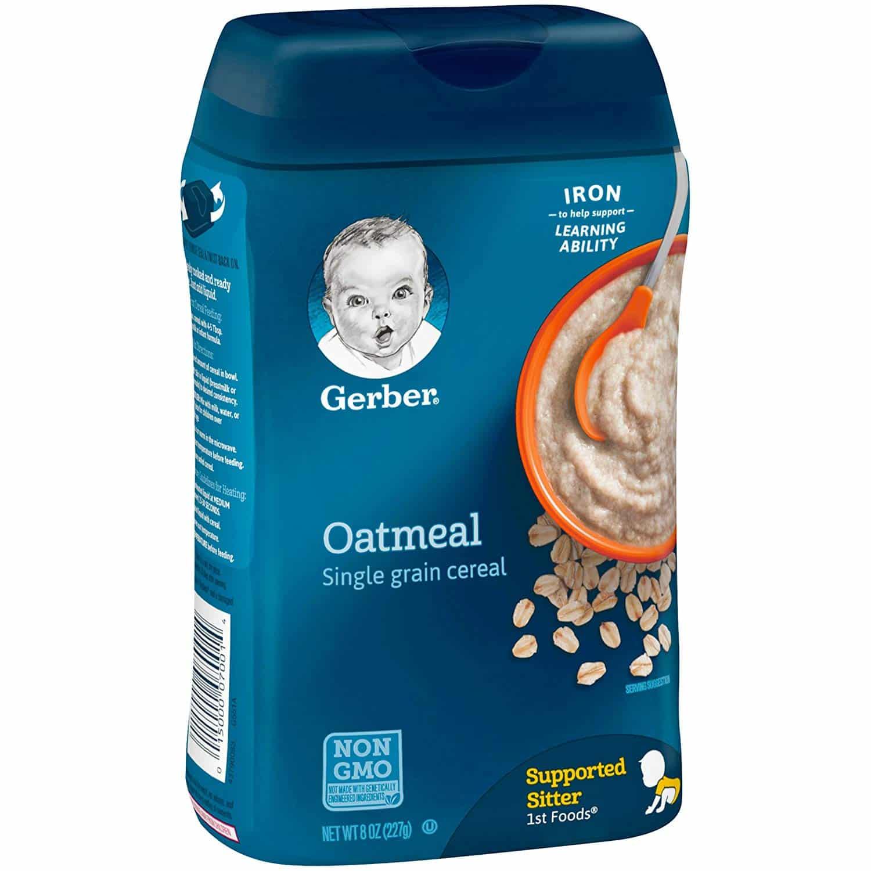 Oatmeal-Gerber