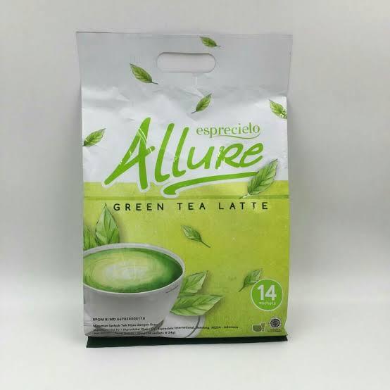 Merk-Teh-Hijau-Allure-Green-Tea