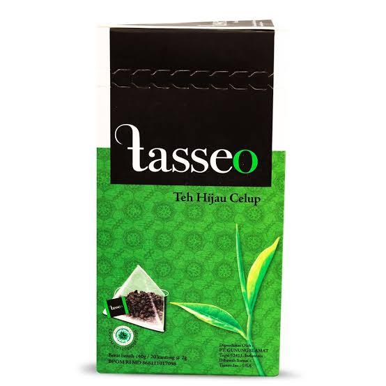 Merk-Teh-Hijau-Tasseo-Green-Tea