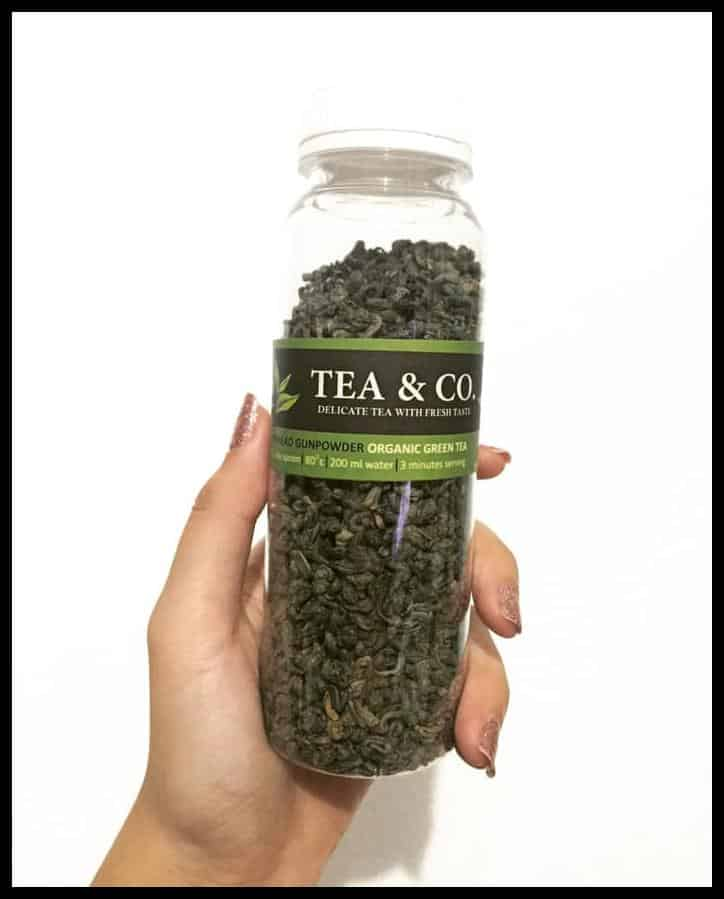 Merk-Teh-Hijau-Tea-&-Co-Organik-G.T